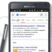 Google App Update mit Offline Suchfunktion