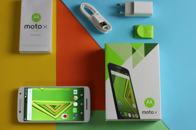 Motorola Moto X Play Test