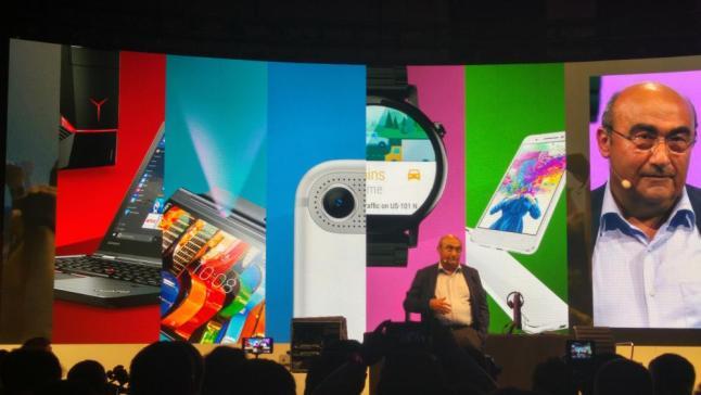 Lenovo auf der IFA 2015