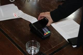 MyWallet bezahlen ohne Strom