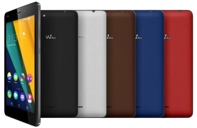Wiko PULP Series