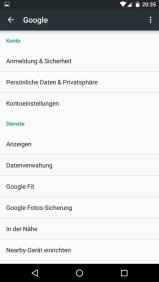 Google Nexus 5X by LG Test