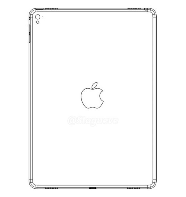 iPad Air 3 Leak