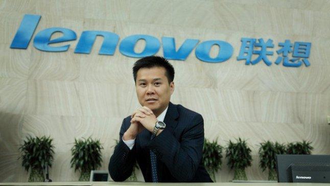 Chen Xudong, Senior Vice President of Lenovo
