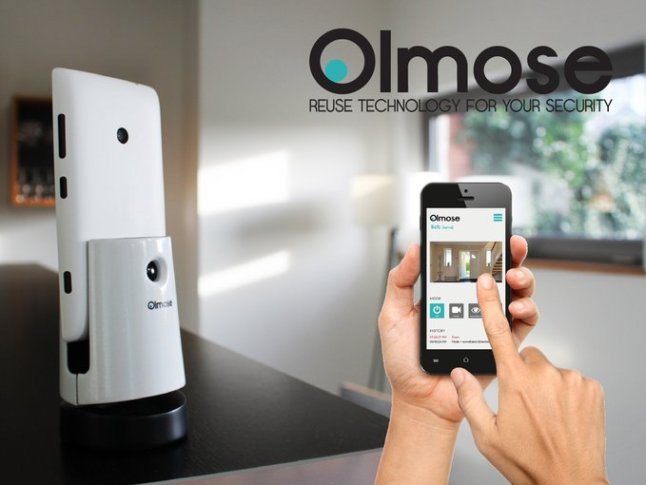 Olmose Security Camera