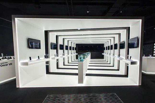 Samsung Galaxy S7 Popup Store