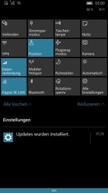Windows 10 Mobile Insider Build 10586.11