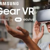 Neue Samsung Gear VR-Brille mit eigenem Controller