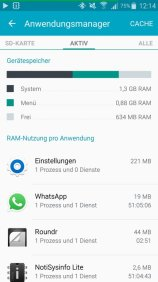 Apps beenden - Android für Anfänger
