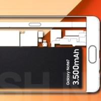 Galaxy Note 7 Rätsel gelöst: Der Akku war zu groß!