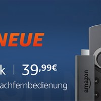 Amazon Fire TV Stick 2 nun auch in Deutschland mit Alexa