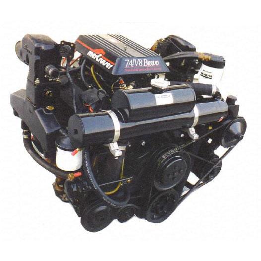 1997 454 Mercruiser V Belt Diagram