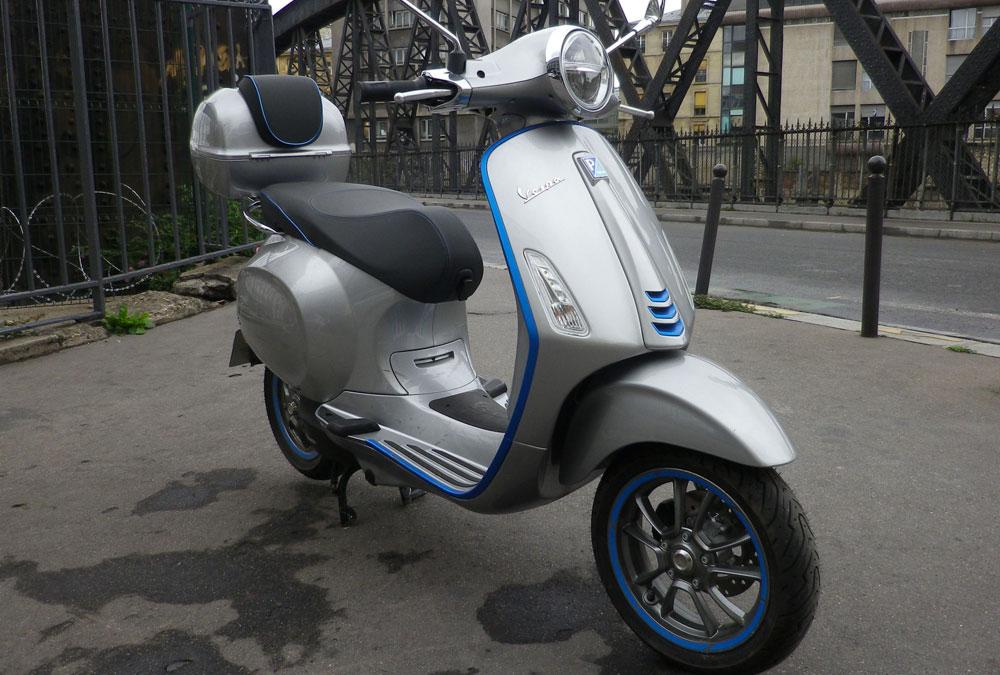 son scooter electrique d occasion