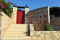 Villas Dioni's Entrance