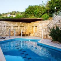 Villas Dioni Pool area