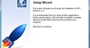 MP3 Rocket Basic Software Download For Windows 7, 8, 10