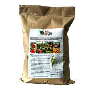 Soil buddy is a neem based soil conditioner