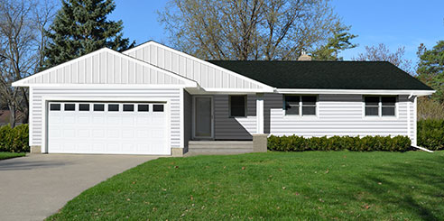 Interactive Color Selector For Your Siding Trim Soffit