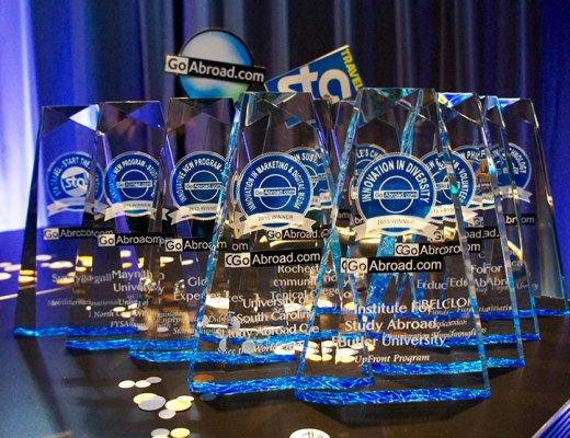 GoAbroad Innovation Award Winners