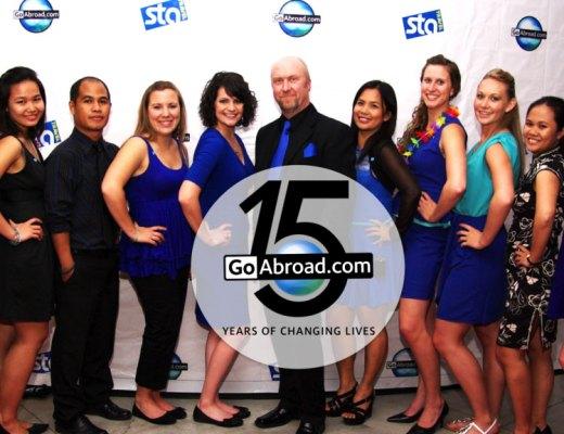 GoAbroad Innovation Awards 2013 Reception