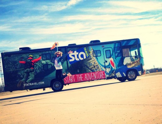 GoAbroad and STA Travel Roadshow