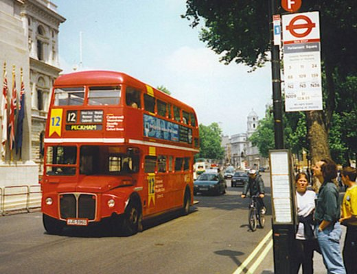 London, England in 1997