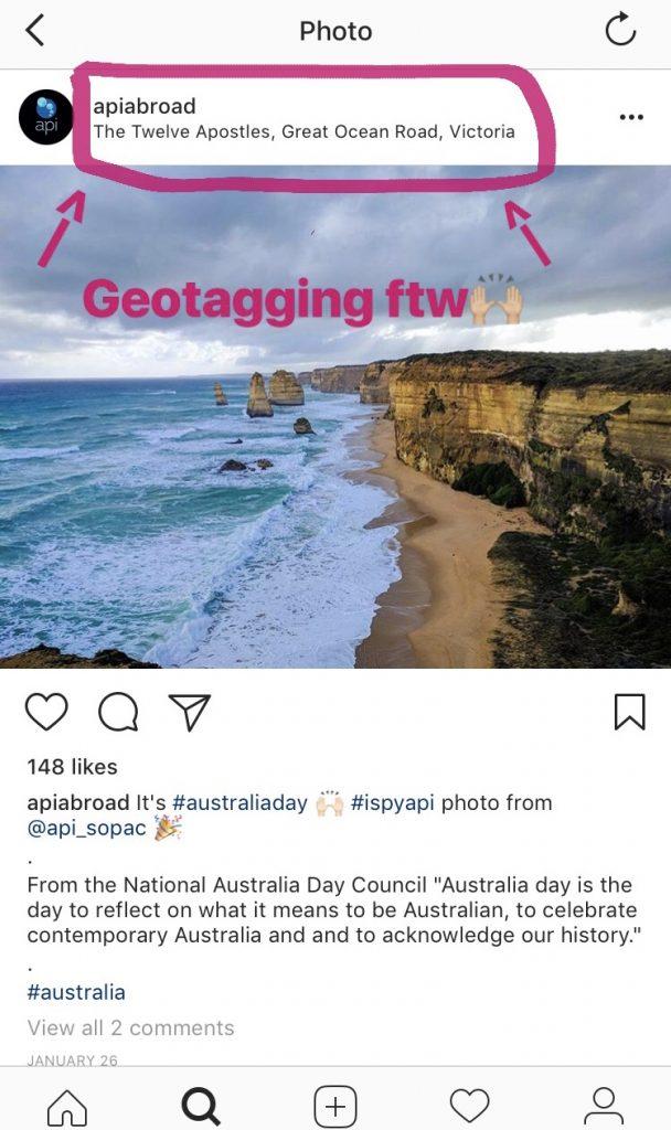 api abroad instagram example