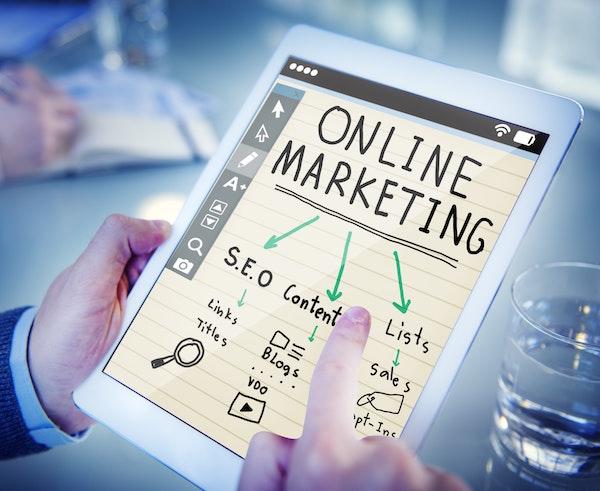 digital marketing tools for international educators