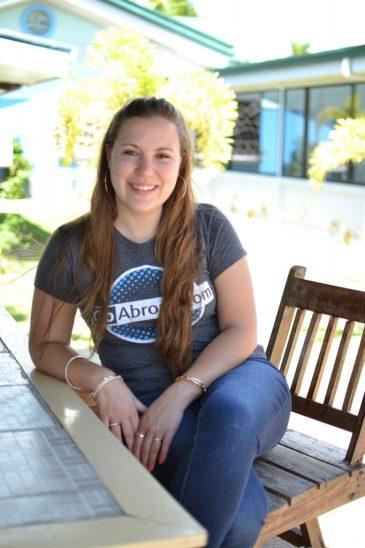 Kayla Patterson, COO of GoAbroad.com
