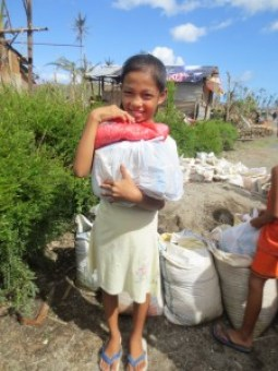 Sponsored Child in the Philippines