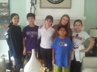 Hope For Haiyan Team Members
