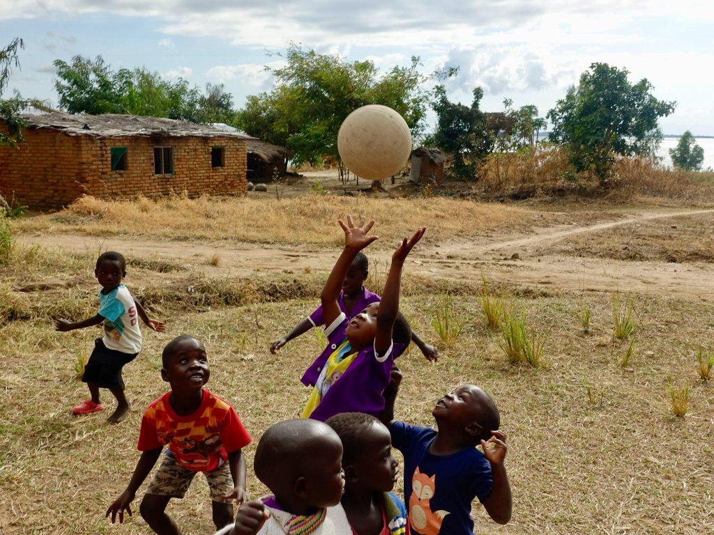Determined to Develop nursery school students in Malawi