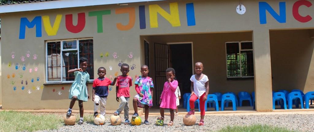 Kids in Swaziland