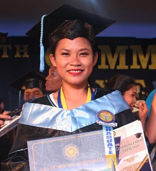 VFV college graduate