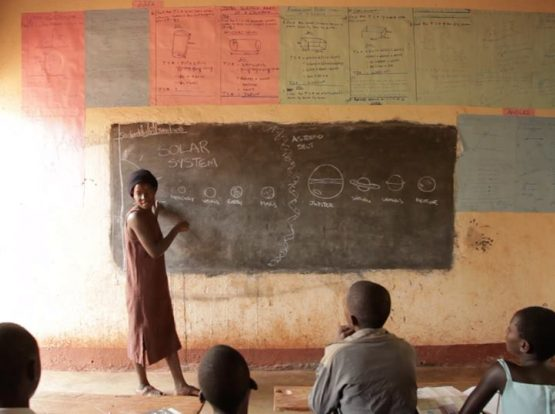 PED classroom