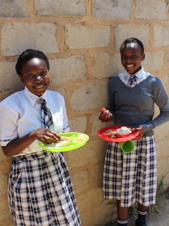 African Education Program girls
