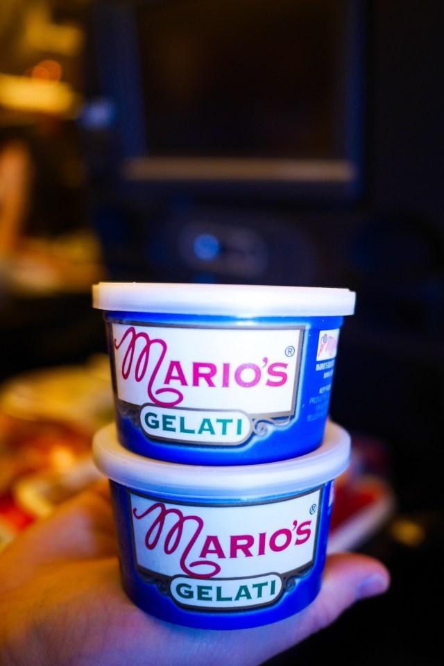 Mario's Gelati