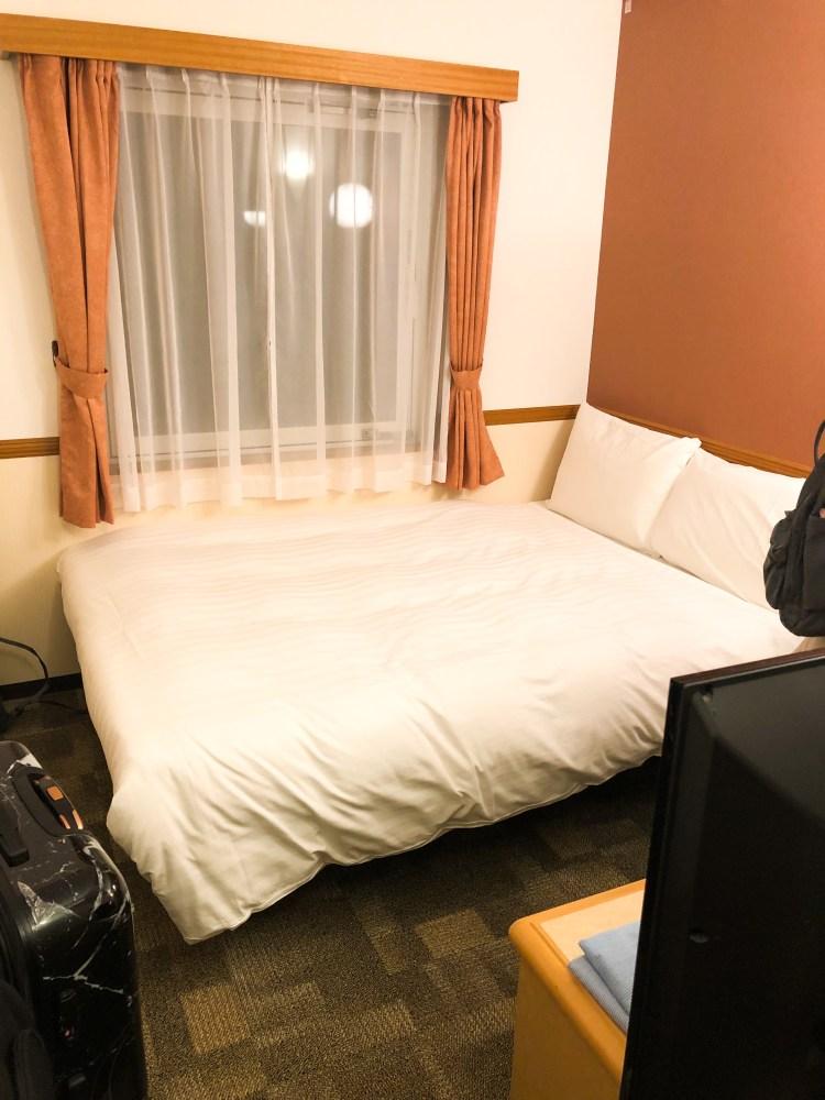 toyoko inn tokyo room