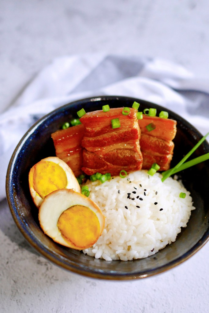Recipe for Taiwanese Braised Pork Belly