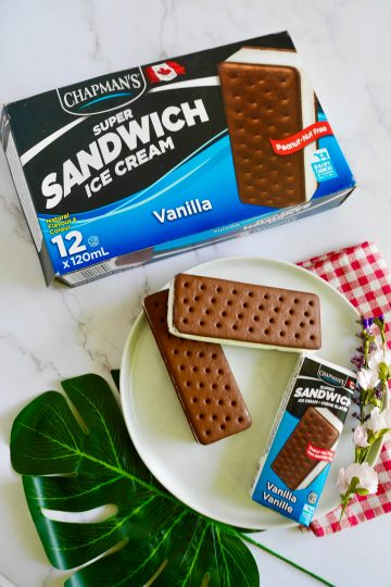 Chapmans's Ice Cream Sandwich
