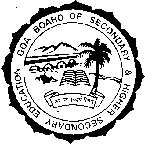 Goa Board of Secondary and Higher Secondary Education, in