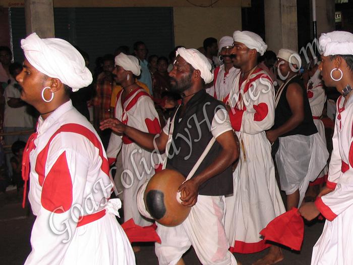 Dhangar Dance in Goa Information on Dhangari Gaja Navratri folk dance In Goa