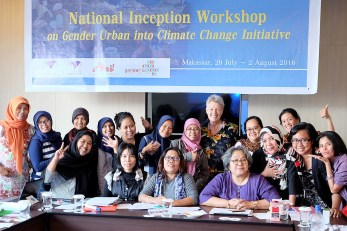 Training Workshop in Makassar