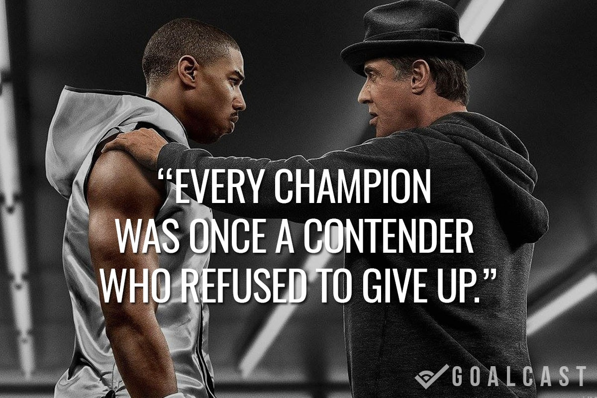 Wonder Quote Wallpapers The Movie Rocky Quote Goalcast