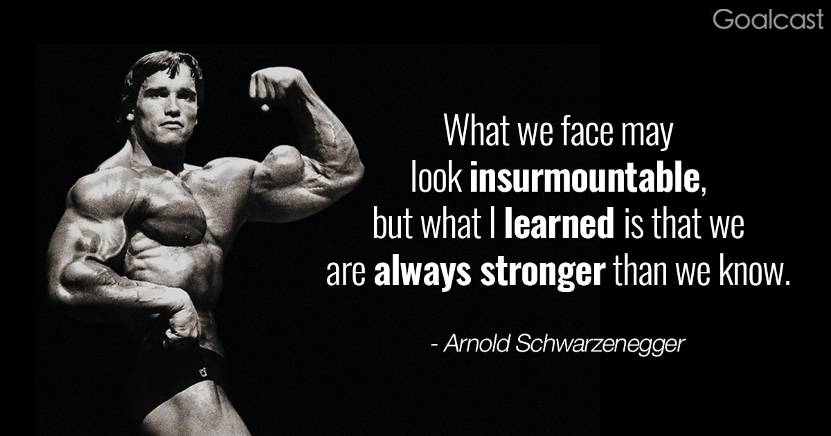 Zyzz Quotes Wallpaper Top 15 Arnold Schwarzenegger Quotes To Pump You Up For