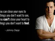 Top 18 Johnny Depp Quotes That Will Change How You Look at ...