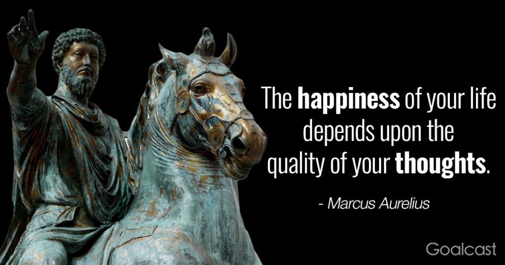Marcus Aurelius Quotes About Life, Death and Stoicism