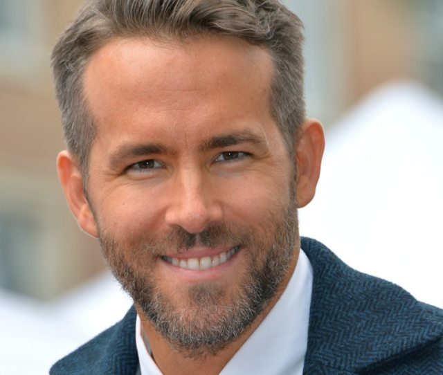 Ryan Reynolds Hollywood Walk Of Fame Ceremony