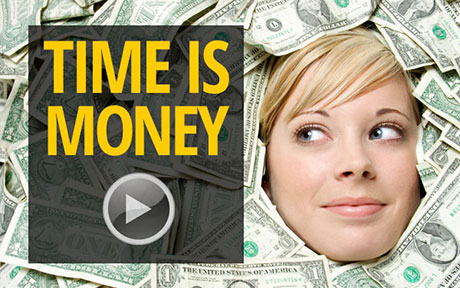 Time is Money Video - 100 Day Challenge