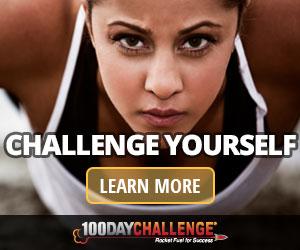 Challenge Yourself - 100 Day Challenge